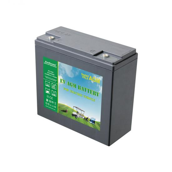 Deep Cycle EV AGM Battery