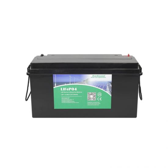 LiFePO4 Storage Battery Pack for Vehicle