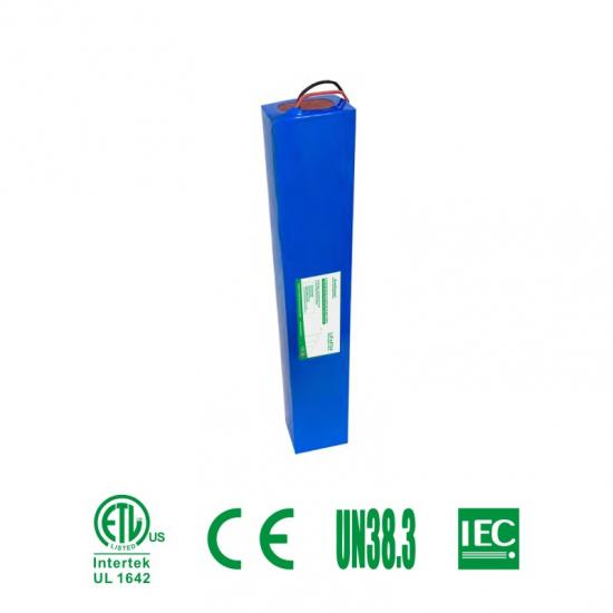 solar street light with inbuilt lithium ion battery