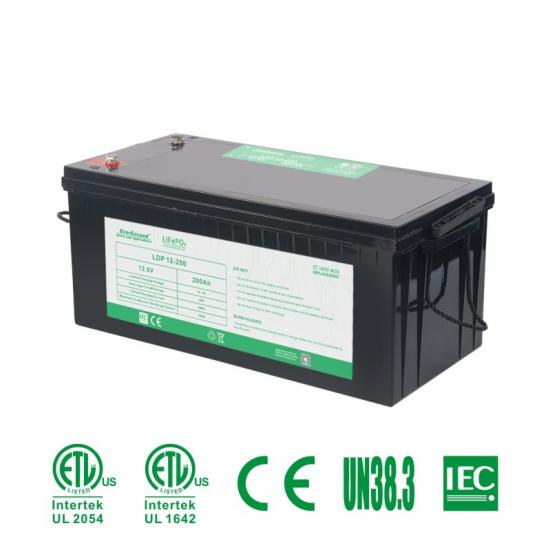 Lead Acid Replacement LiFePO4 Battery