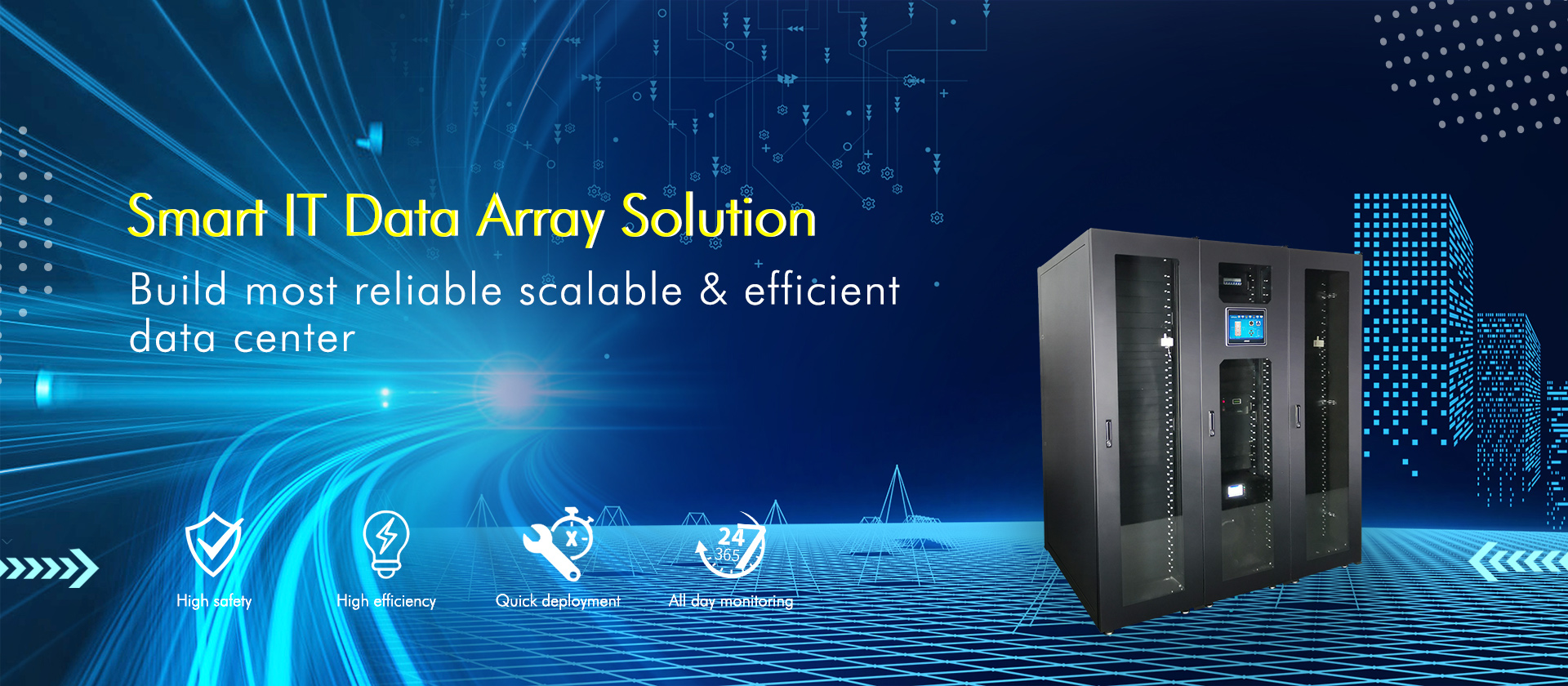 Smart IT Data Array Solution