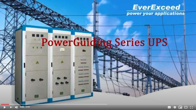 EverExceed  PowerGuiding ups para electricidad